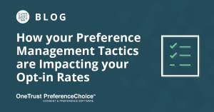 preference management tactics increase opt-ins
