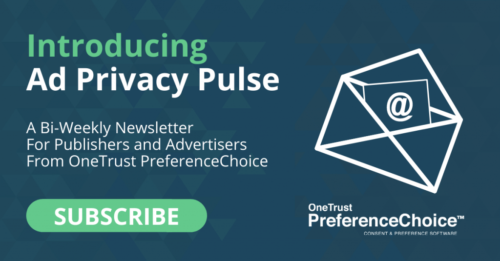 ad privacy pulse newsletter